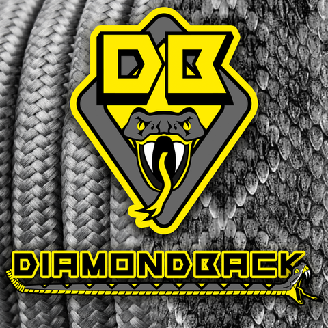 Diamondback Winch Rope