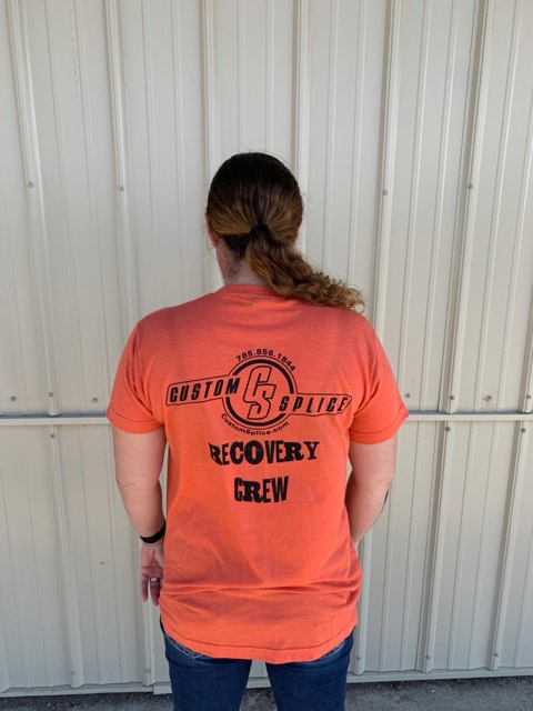 Recovery Crew Shirt  - Shipping now