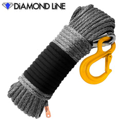 "5/16"" Main Line Winch Rope - Diamond Line"