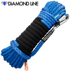 "7/16"" Main Line Winch Rope - Diamond Line"