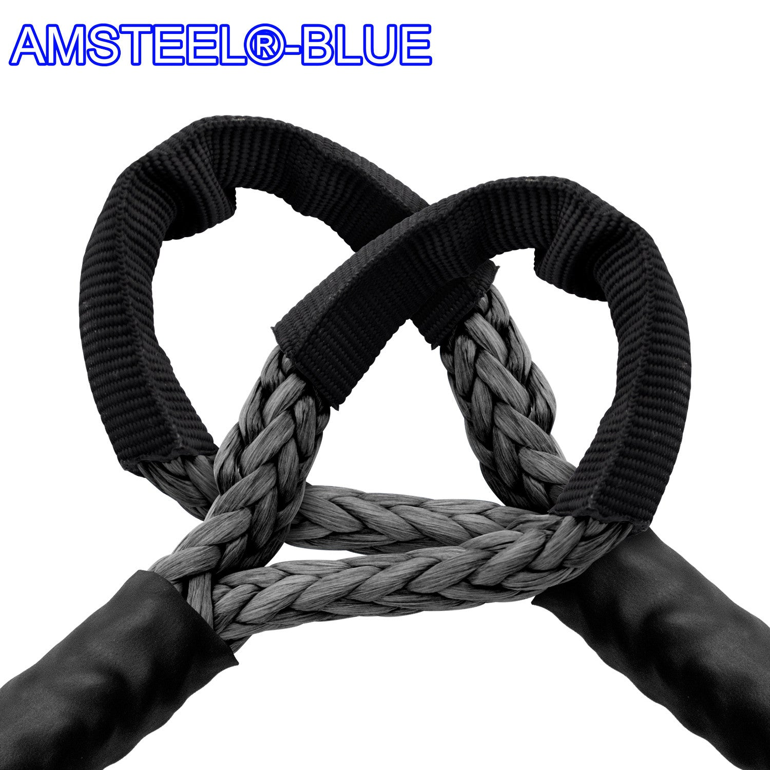 "1/4"" Extension - AmSteel Blue Winch Rope"