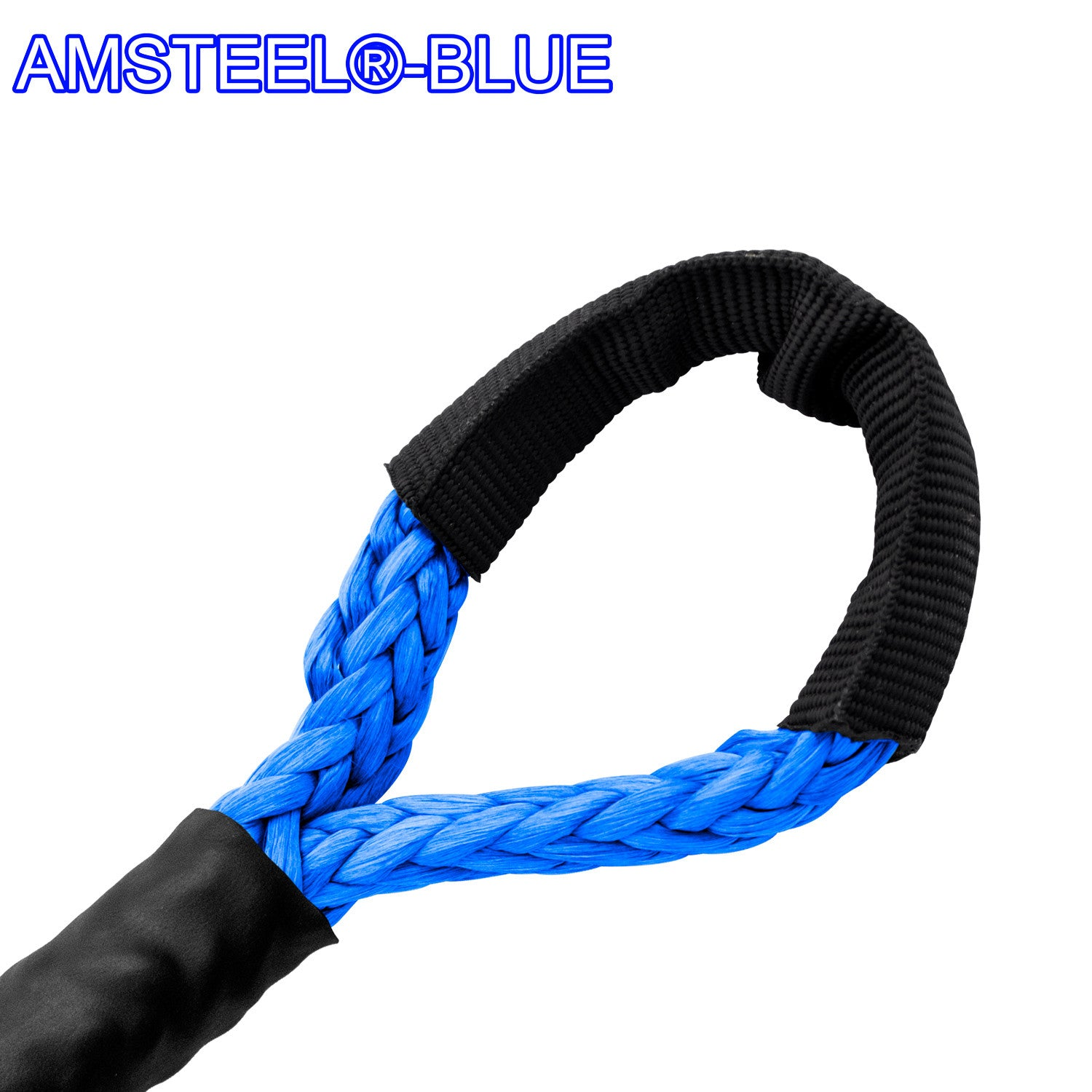 5/16 x 35 foot Main Line Winch Rope - AmSteel®Blue