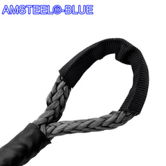 "1/4"" Main Line Winch Rope - AmSteel Blue"