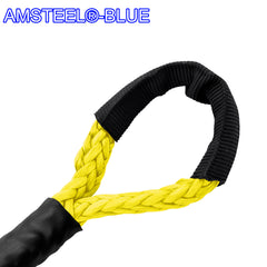 "3/16"" X 50' Main Line Winch Rope - AmSteel Blue"