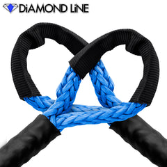 "7/16"" Extension - Diamond Line Winch Rope"