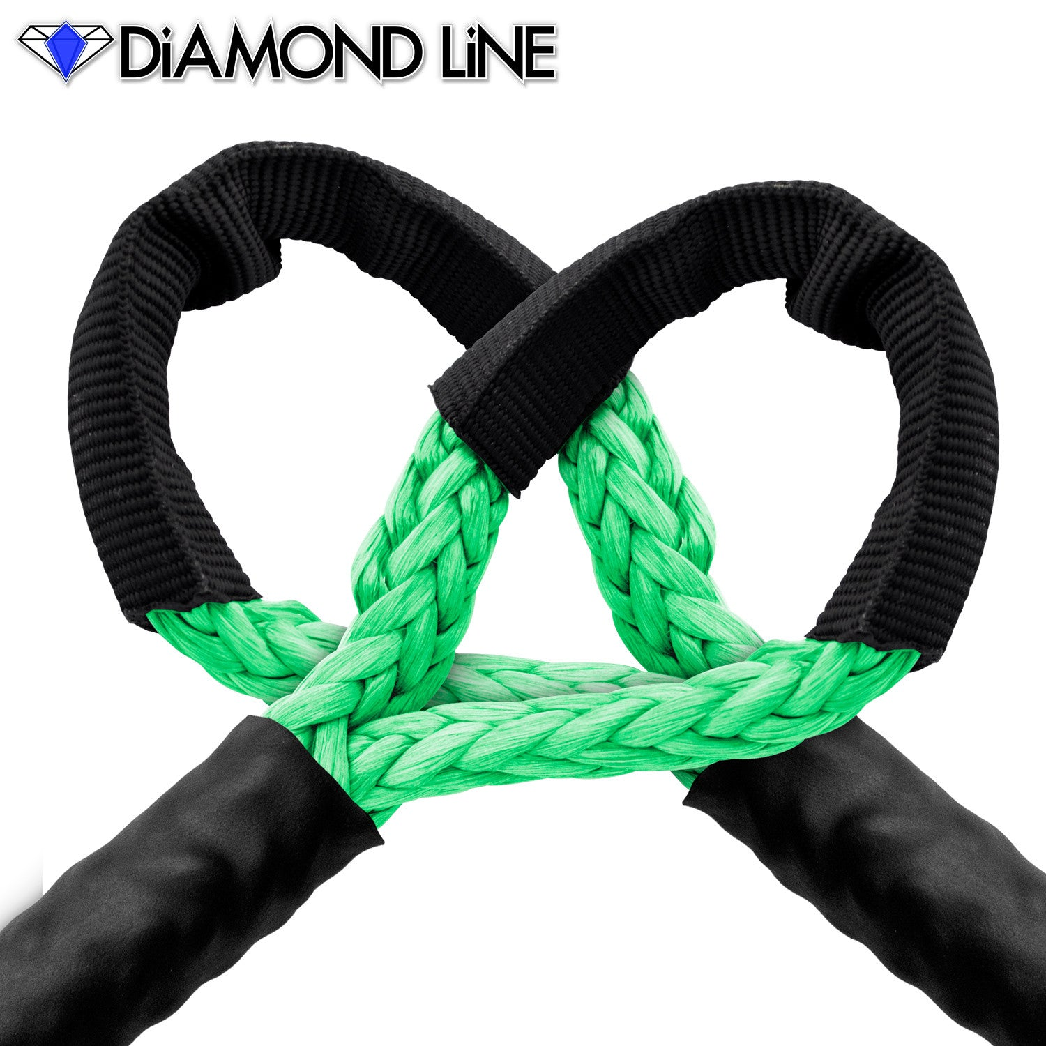 "1/4"" Extension - Diamond Line Winch Rope"