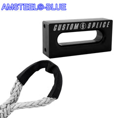 Custom Splice WARN Drill Synthetic Winch Rope Conversion Kit