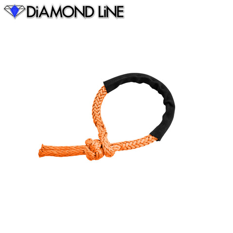 Soft Shackle - Diamond Line Synthetic Winch Rope
