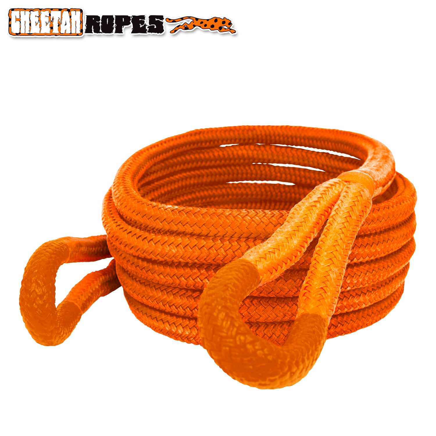 "2"" Cheetah Rope - Kinetic Energy Recovery Rope"
