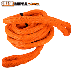 "1 1/2"" Cheetah Rope - Kinetic Energy Recovery Rope"