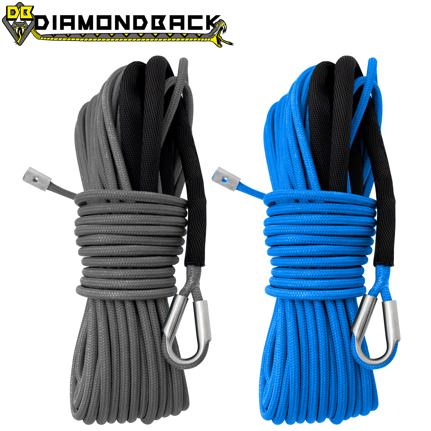 1/2 Diamondback Mainline Winch Rope