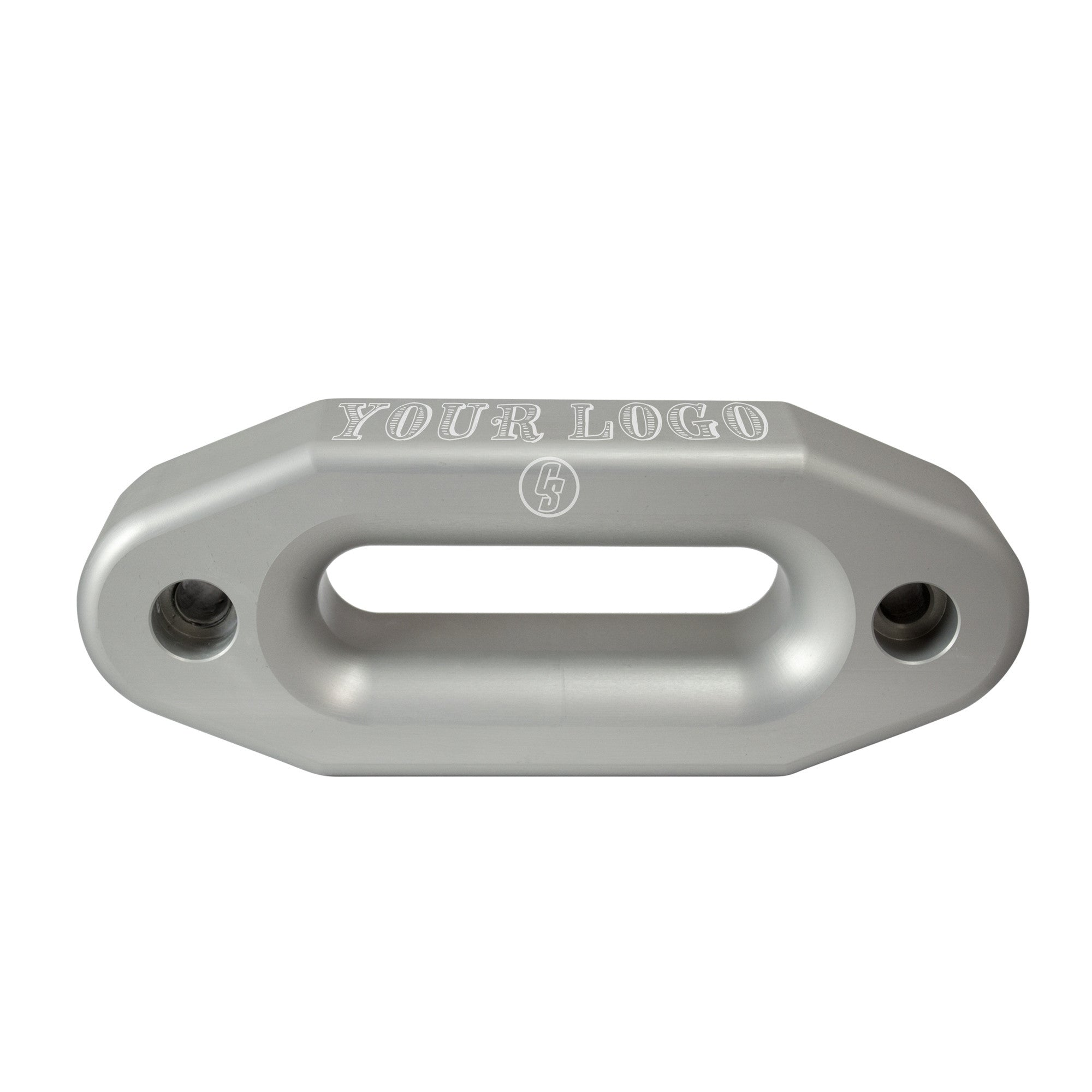 "Customized 6"" Rock Crawler Double Thick Fairlead"