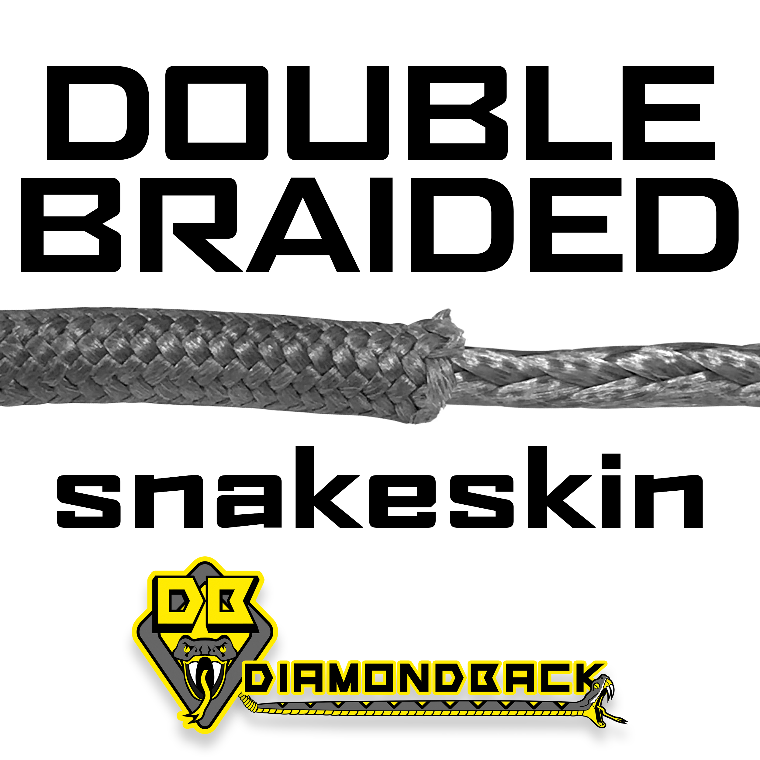 5/8 Diamondback Mainline Winch Rope