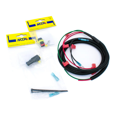Solenoid Wiring Kit Twin