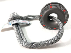 Rope Retention Pulley and Standard Duty Soft Shackle