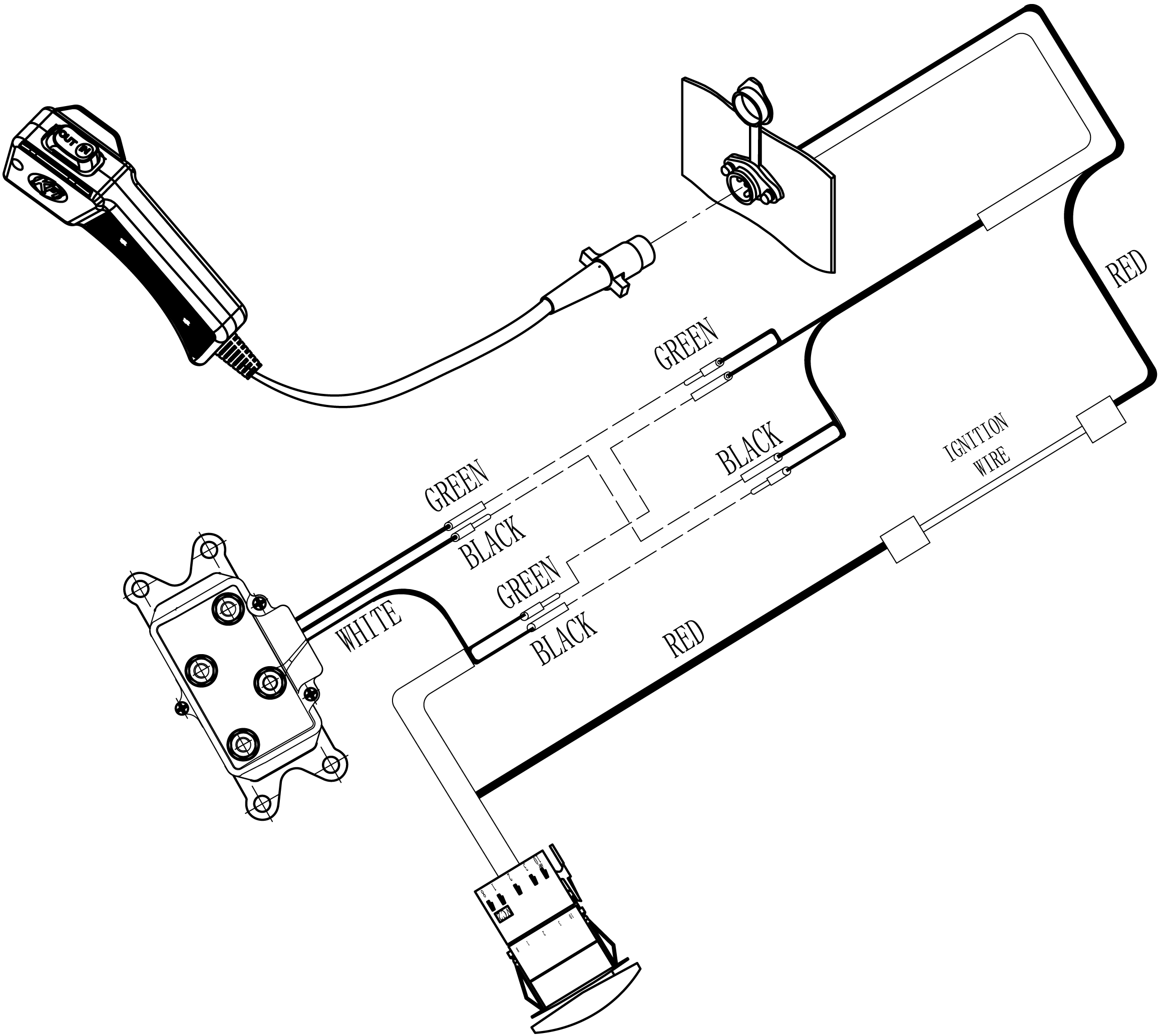 Winch Contactor Wiring | Wiring Diagram on