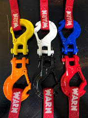 Custom Colored- WARN - Epic Winch Hook - 5/16""
