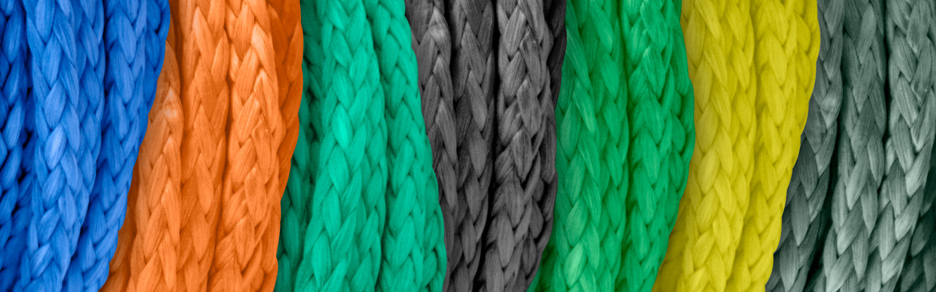 Synthetic Winch Rope to Replace Steel Cable