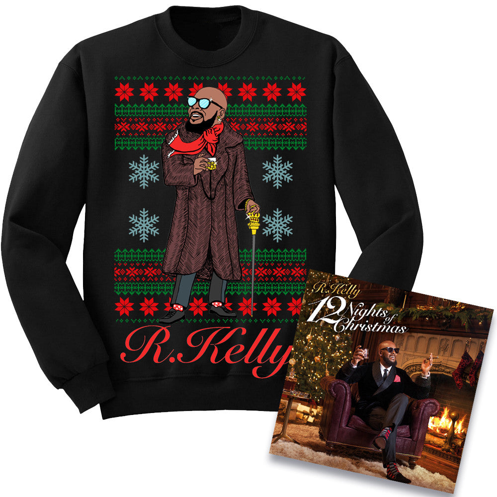 12 Nights of Christmas – R. Kelly Shop