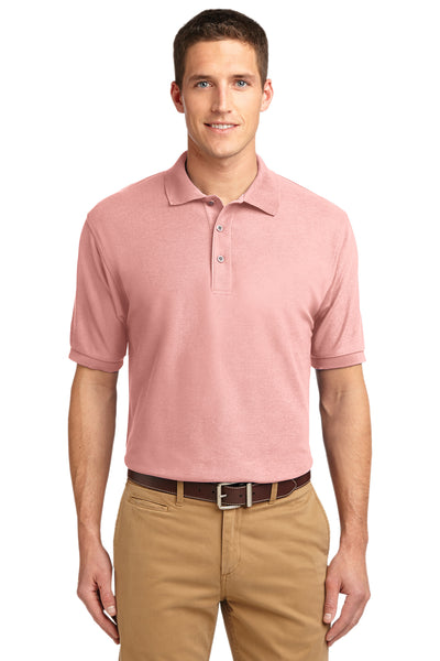 Port Authority Silk Touch Polo LIGHT COLORS - GREEQ