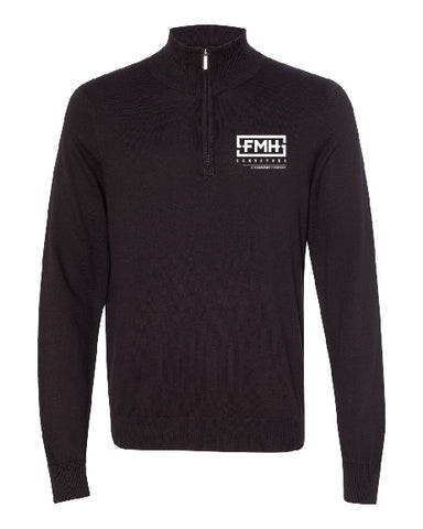Quarter-Zip Sweater - Van Heusen - FMH-11032E