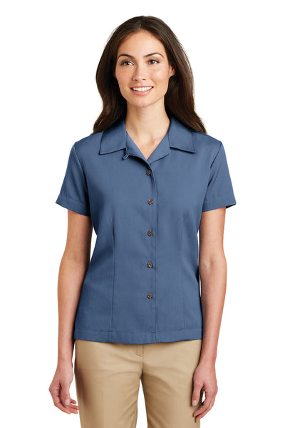 Port Authority Ladies Easy Care Camp Shirt - GREEQ