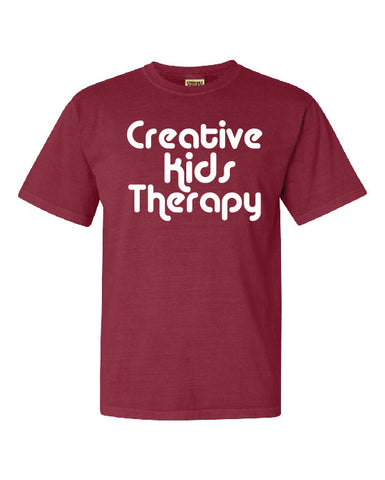 Creative Kids Therapy  - 70's Logo - CRKIT-11290 - Short Sleeve