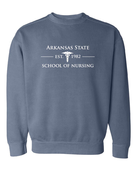School of Nursing - Crewneck - ASTATE-12109