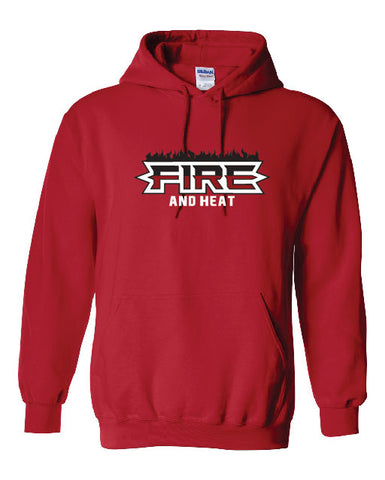 Fire & Heat - Fan Gear Hoodie  FIAHE-10000