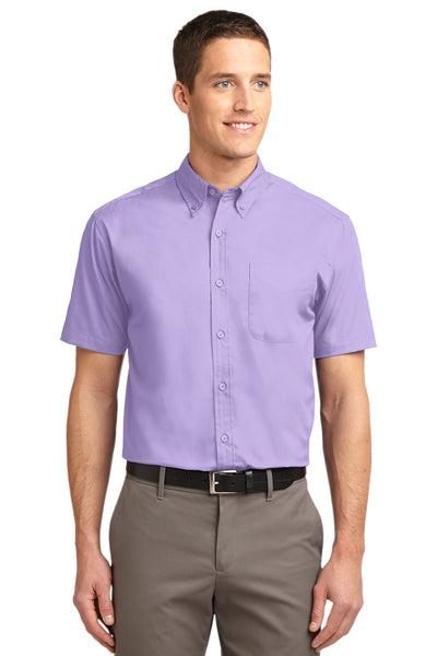 Port Authority Short Sleeve Easy Care Shirt LIGHT COLORS - GREEQ