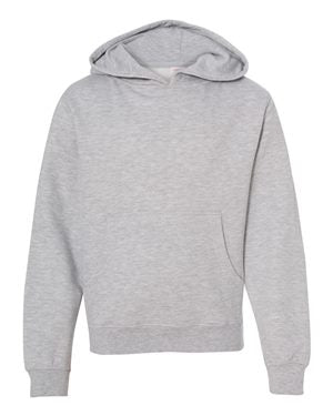 Youth Midweight Hooded Pullover Sweatshirt  -JPMAA - 8209