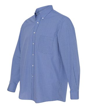 Button-up Long Sleeve Coolest Comfort Check - Van Heusen - FMH-11032E