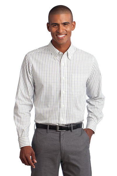 Port Authority Tattersall Easy Care Shirt - GREEQ