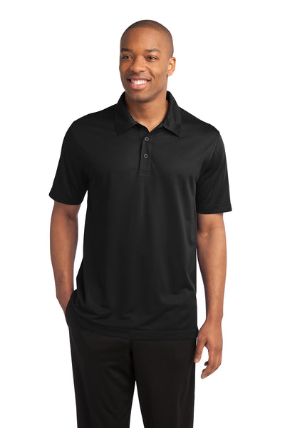 Sport-Tek PosiCharge Active Textured Polo - GREEQ