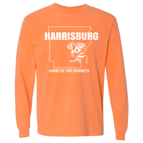 Home of The Hornets - Long Sleeve - 17860