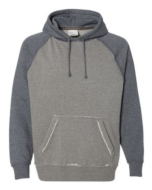 Vintage Heather Hooded Sweatshirt - JPMAA - 8209