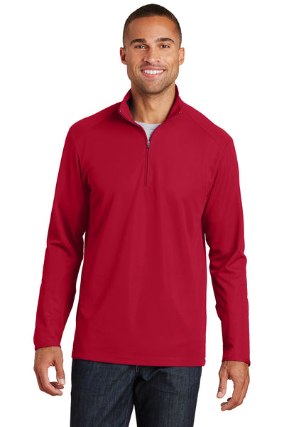 Port Authority Pinpoint Mesh 1/2-Zip - GREEQ