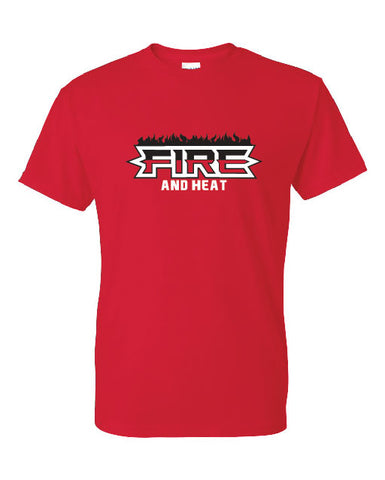Fire & Heat - Fan Gear Short Sleeve  FIAHE-10000