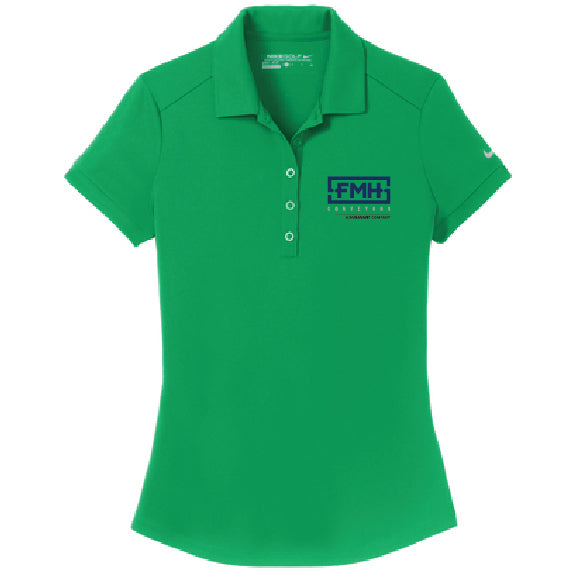 Ladies Dri-Fit Player Modern Fit Polo - Nike - FMH-11032E