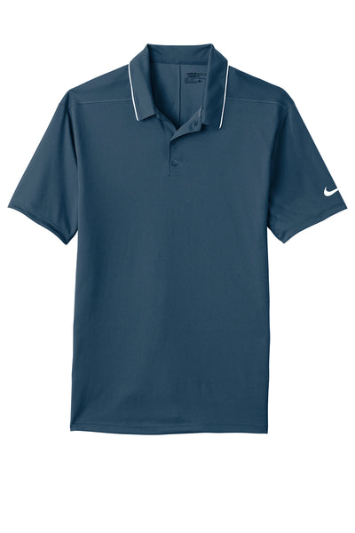 Nike Dri-Fit Edge Tipped Polo - GREEQ