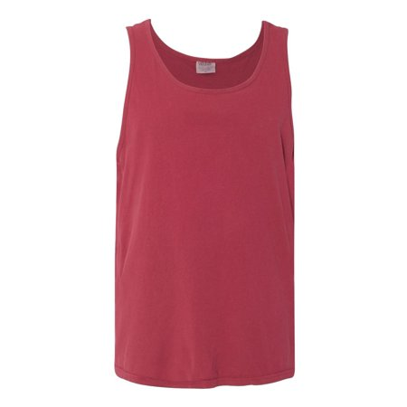 Comfort Colors Tank - RED- NEMES-12431