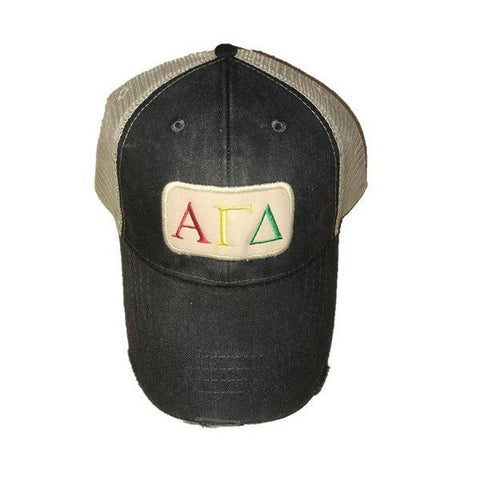 Alpha Gamma Delta - Patch Hat