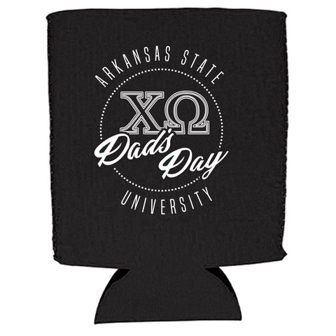 Chi Omega - Dad's Day Can Koozie - 18396