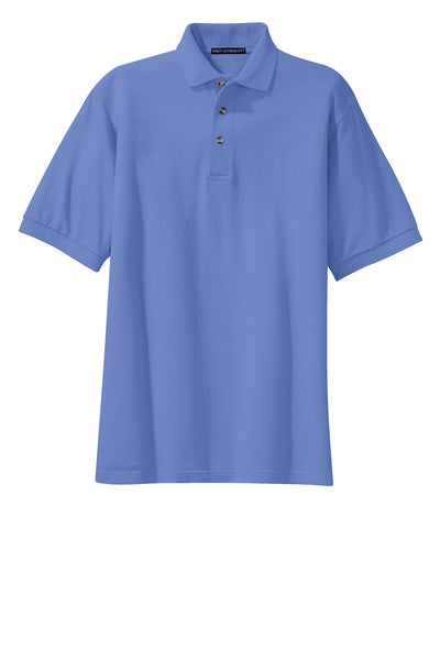 Port Authority Tall Heavyweight Cotton Pique Polo - GREEQ