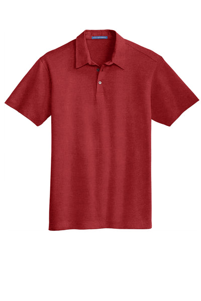Port Authority Meridian Cotton Blend Polo - GREEQ
