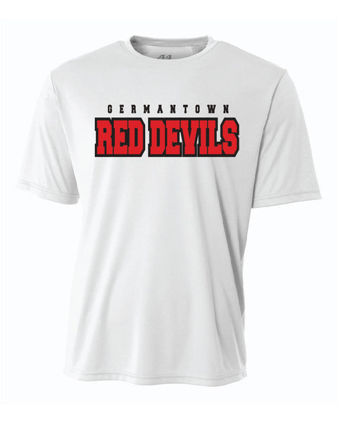 Germantown Softball - Fan Gear - Red Devils -GERED-14770