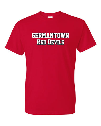 Germantown Red Devils - GERED-12465