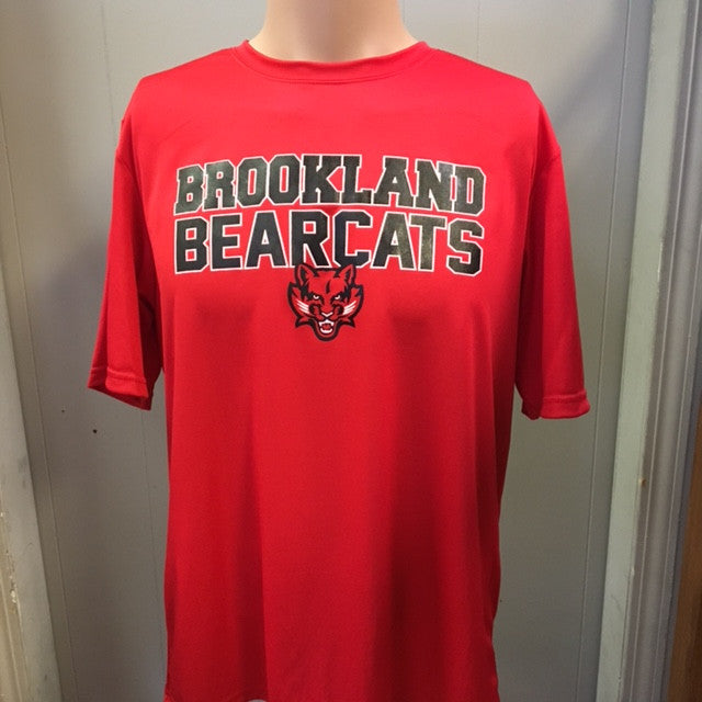 Brookland Bearcats Mascot Moisture Wicking