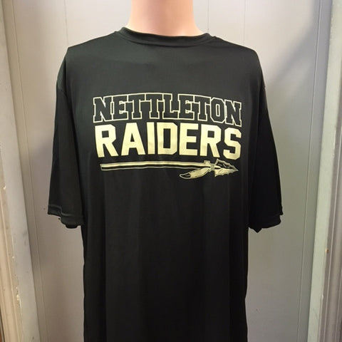 Nettleton Raiders Mascot Moisture Wicking