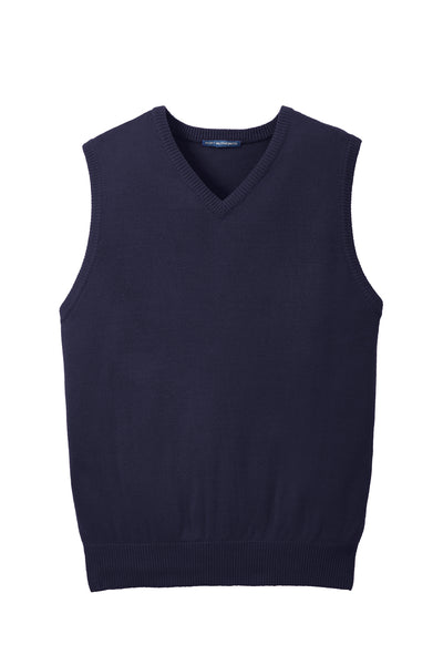 Port Authority Value V-Neck Sweater Vest - GREEQ